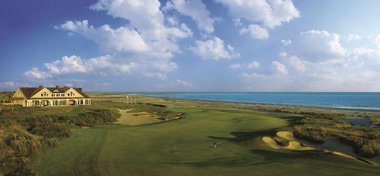 Golf - Sanctuary Hotel at Kiawah Island