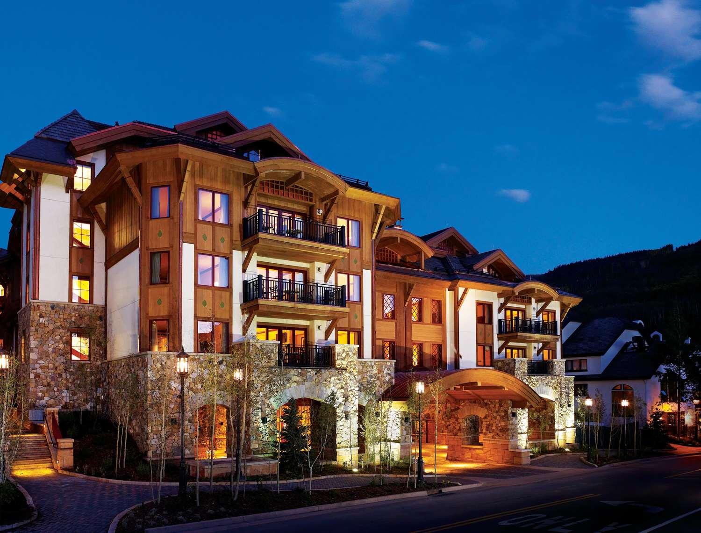 Exterior view - Sebastian Hotel Vail