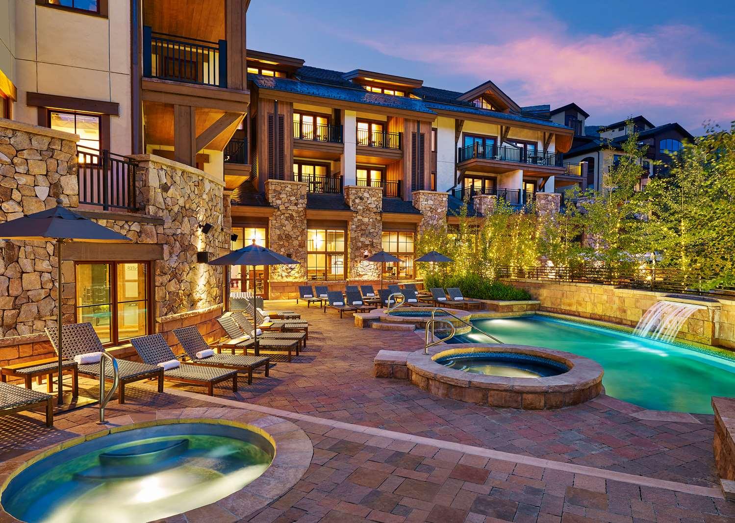 Pool - Sebastian Hotel Vail
