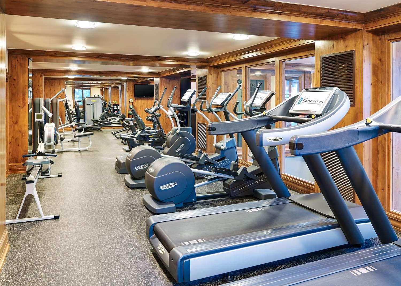 Fitness/ Exercise Room - Sebastian Hotel Vail