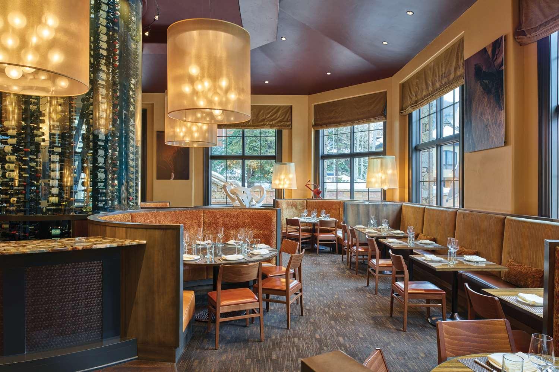 Restaurant - Sebastian Hotel Vail