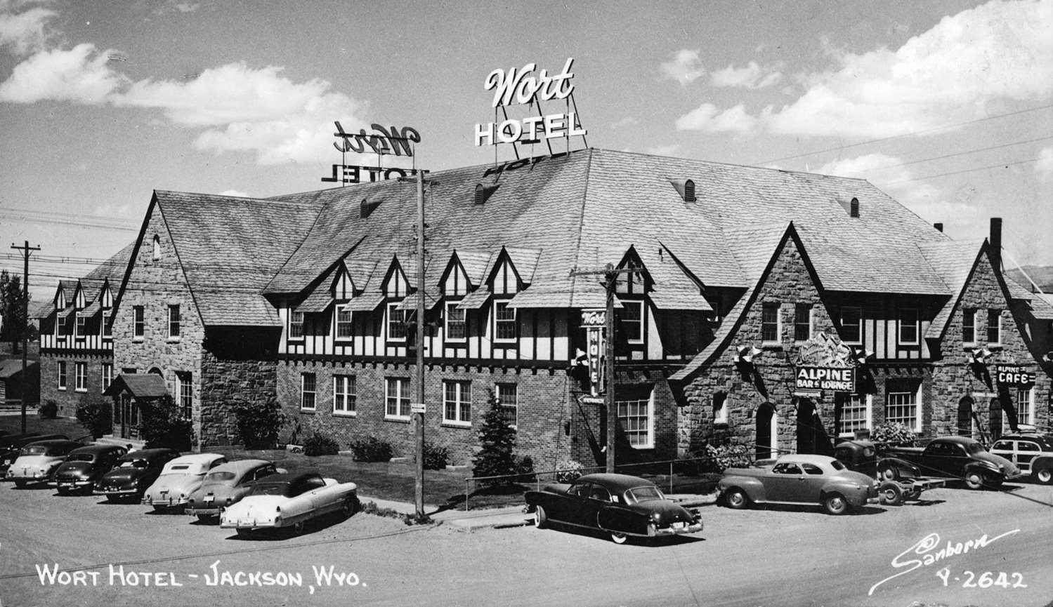 Exterior view - Wort Hotel Jackson