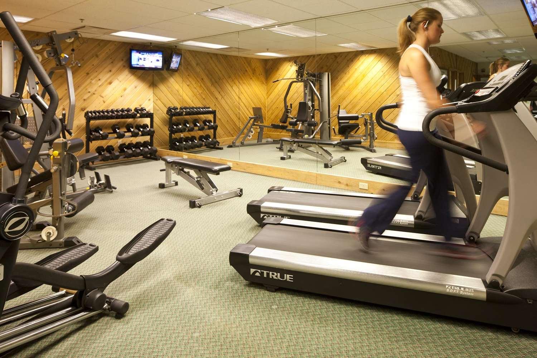 Fitness/ Exercise Room - Wort Hotel Jackson
