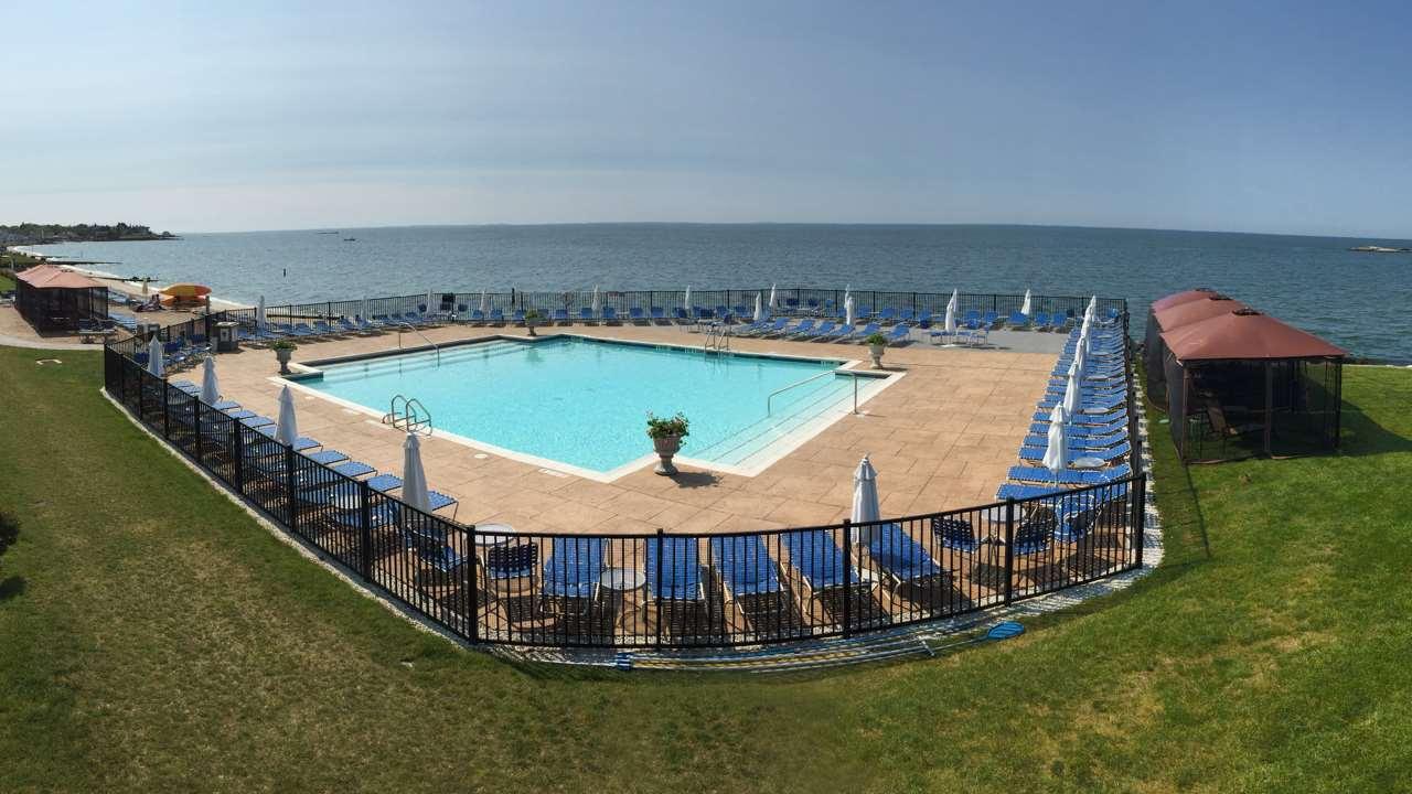 Pool - Waters Edge Resort & Spa Westbrook
