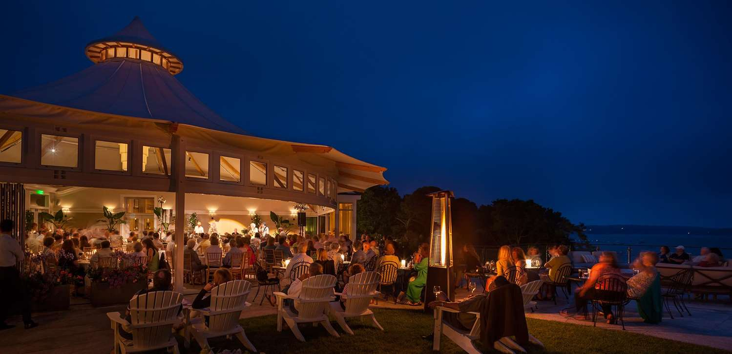 Exterior view - Wequassett Resort & Golf Club Harwich
