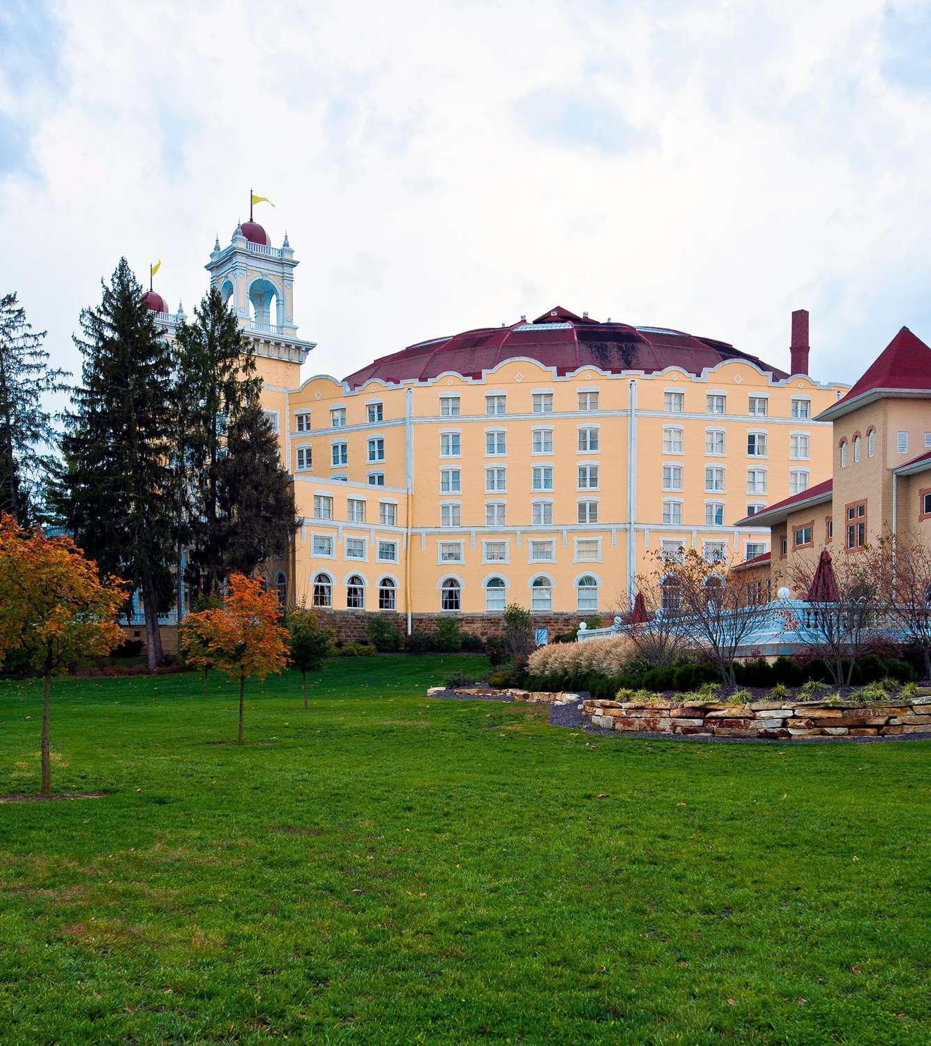 West Baden Springs Hotel