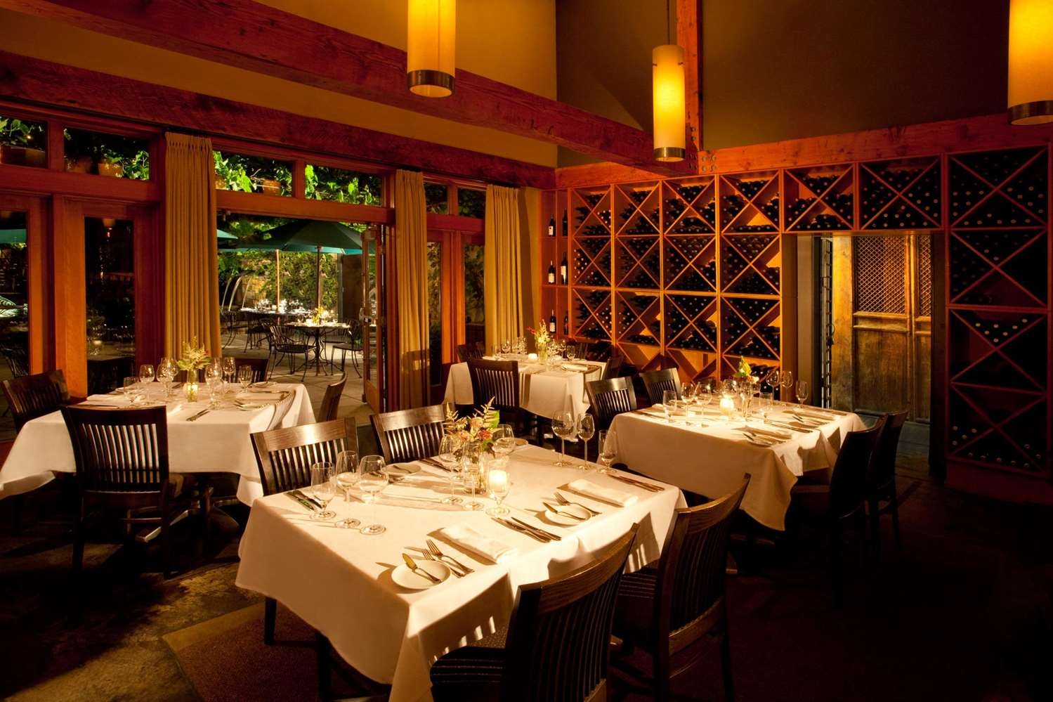 Restaurant - Willows Lodge Woodinville