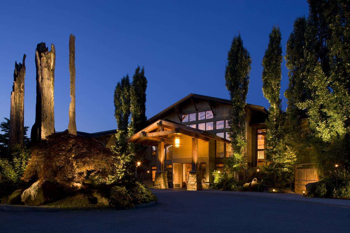Exterior view - Willows Lodge Woodinville