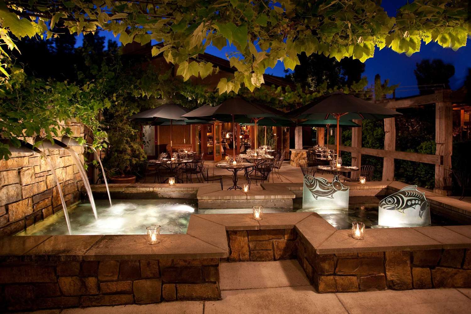 Pool - Willows Lodge Woodinville