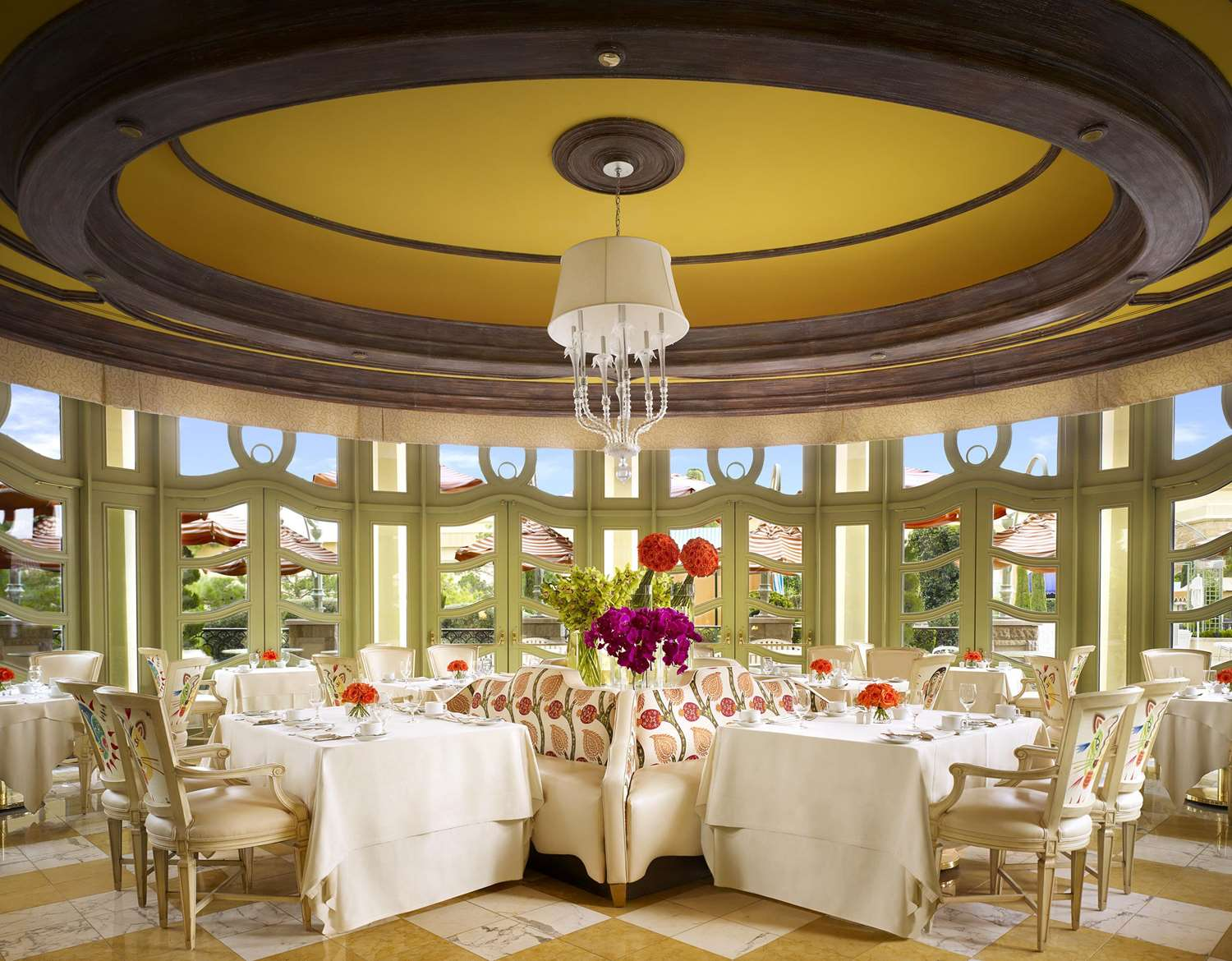 Restaurant - Wynn Resort & Encore Resort Las Vegas