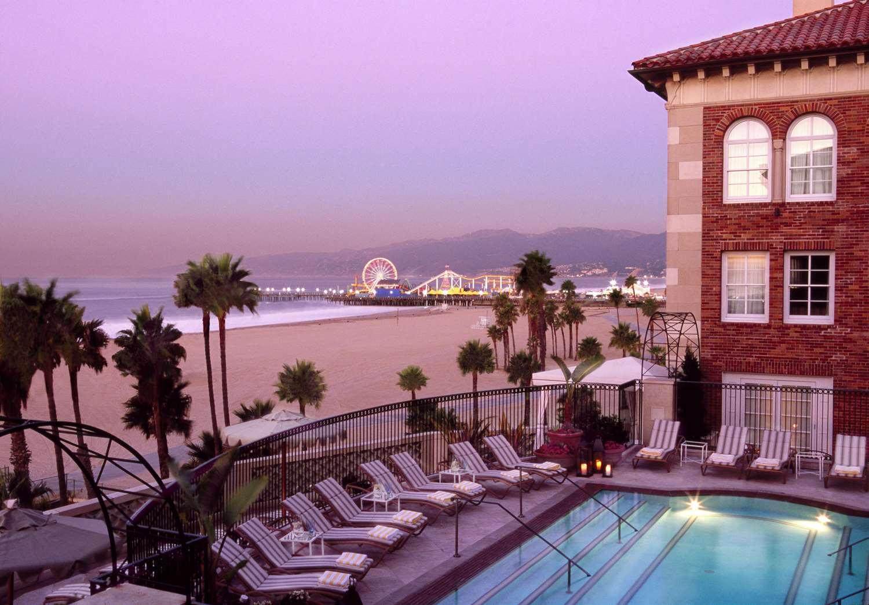 Exterior view - Hotel Casa del Mar Santa Monica