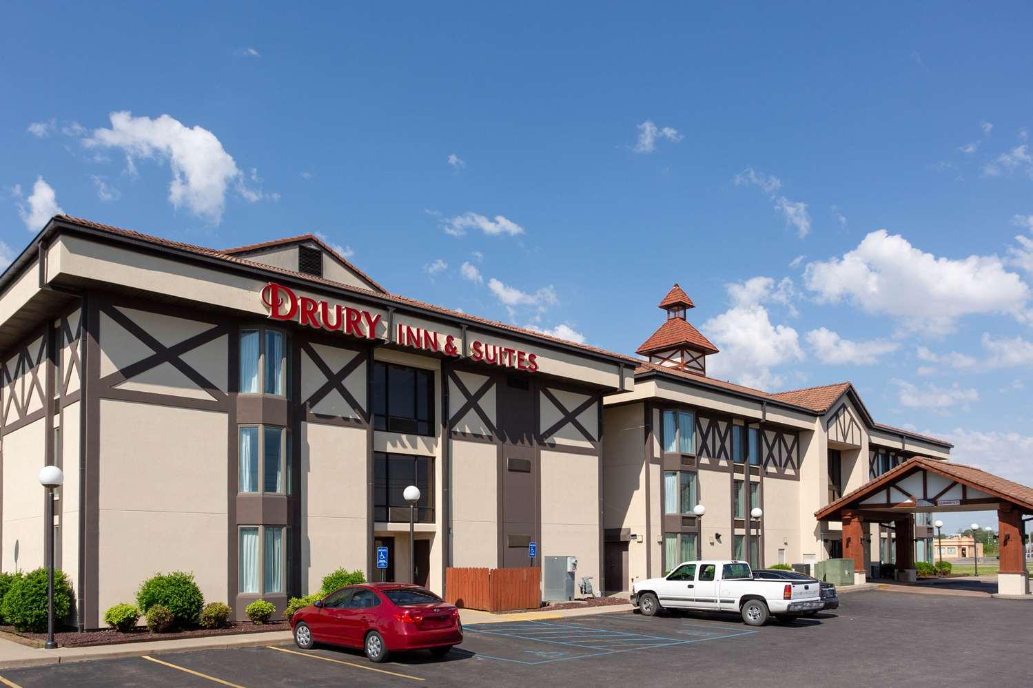 Drury Inn And Suites Hayti Caruther