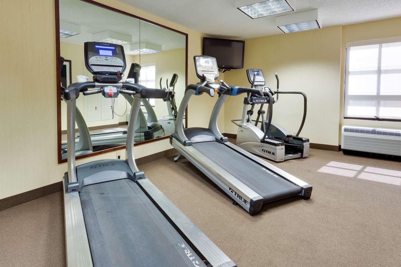 Fitness/ Exercise Room - Drury Inn & Suites St Joseph