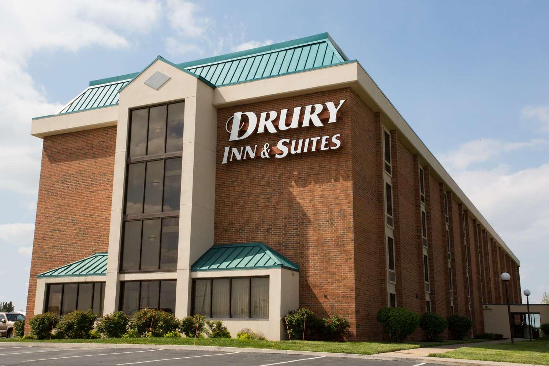 Exterior view - Drury Inn & Suites St Joseph