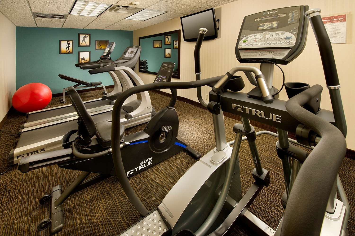 Fitness/ Exercise Room - Drury Inn & Suites Stadium Kansas City