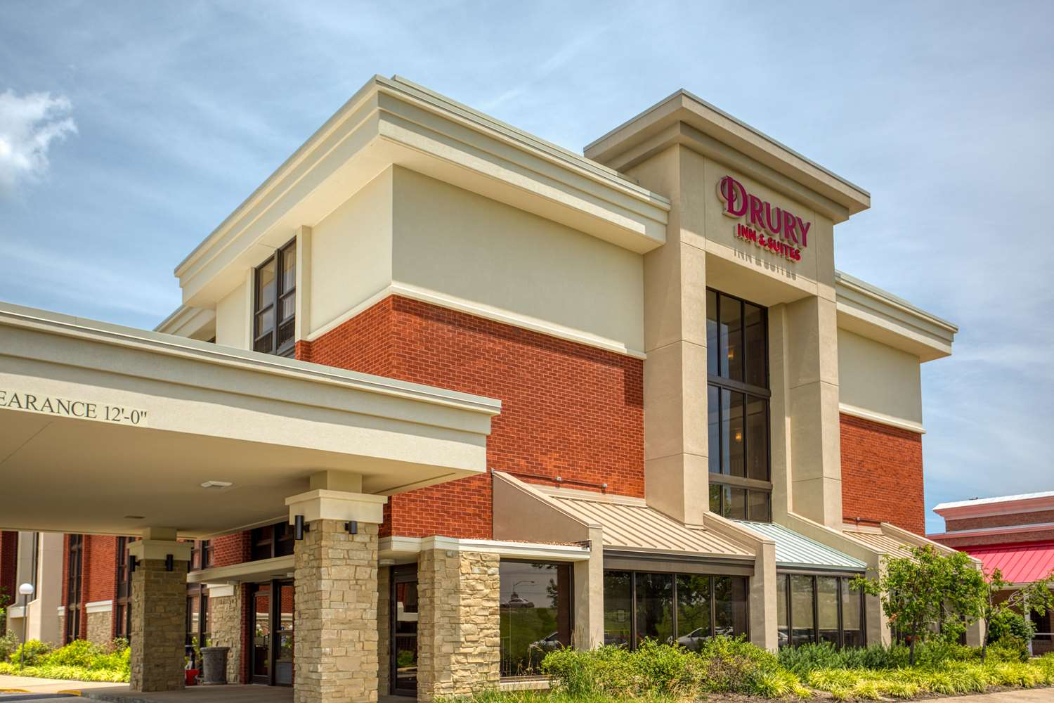 Exterior view - Drury Inn & Suites Fairview Heights