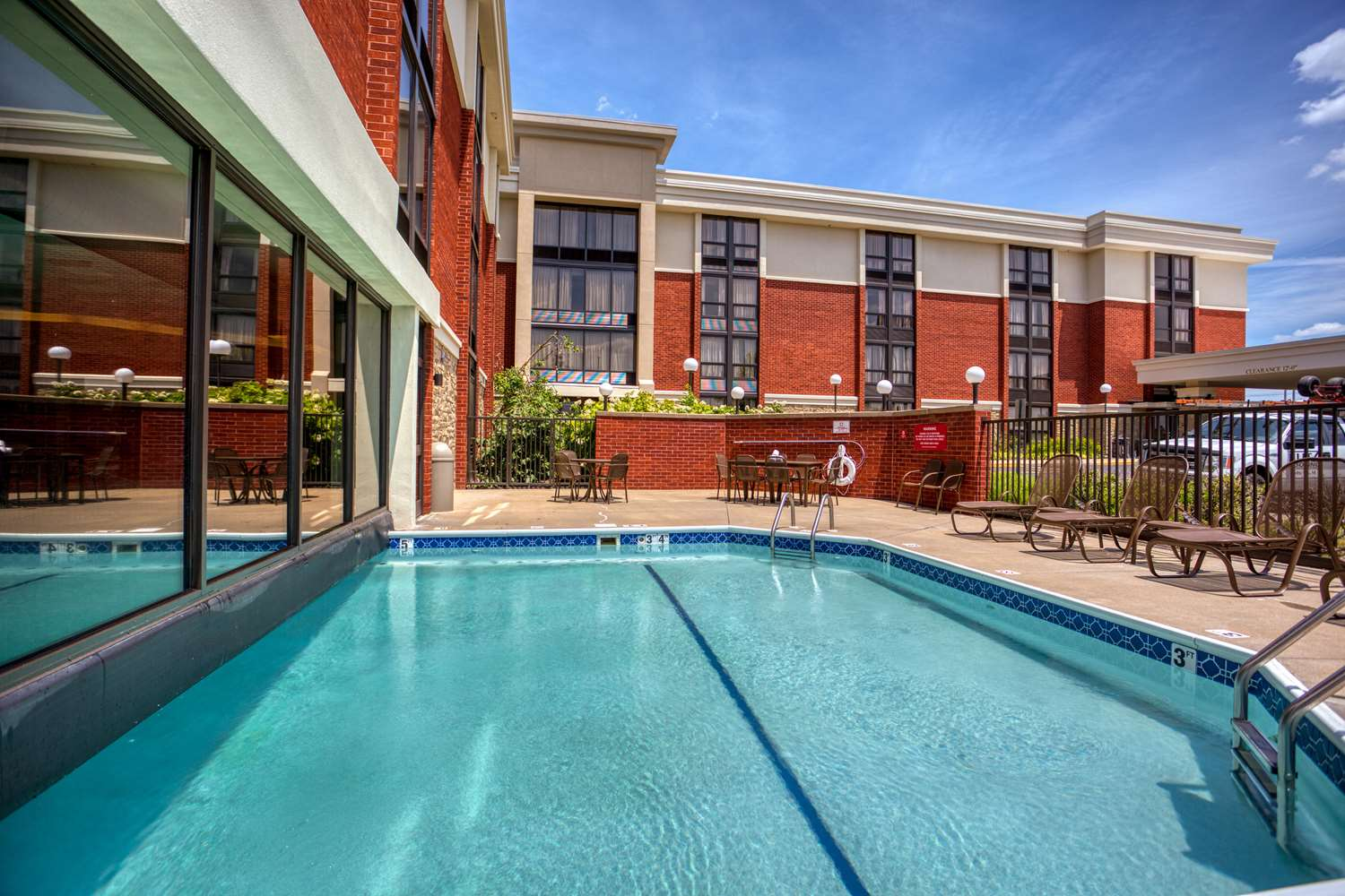 Pool - Drury Inn & Suites Fairview Heights