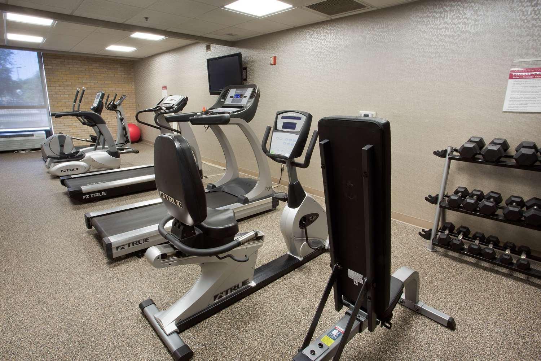 Fitness/ Exercise Room - Drury Inn & Suites North Austin
