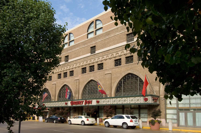 Exterior view - Drury Inn & Suites Convention Center St Louis
