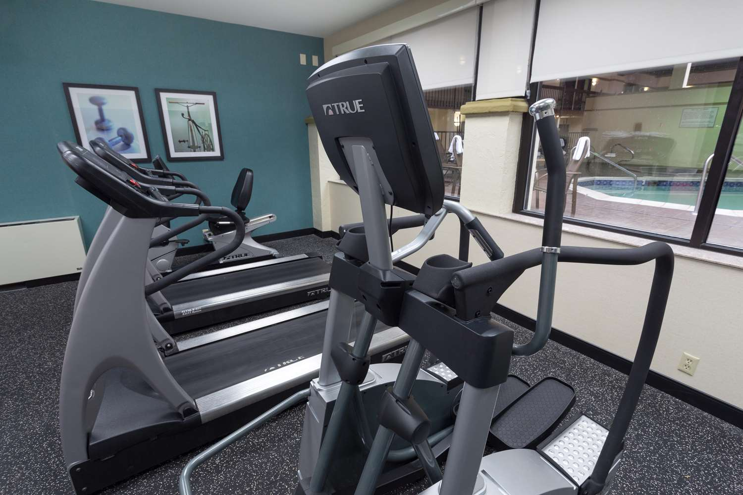 Fitness/ Exercise Room - Drury Inn & Suites Convention Center St Louis