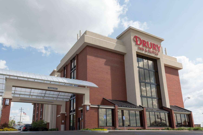 Exterior view - Drury Inn Columbia
