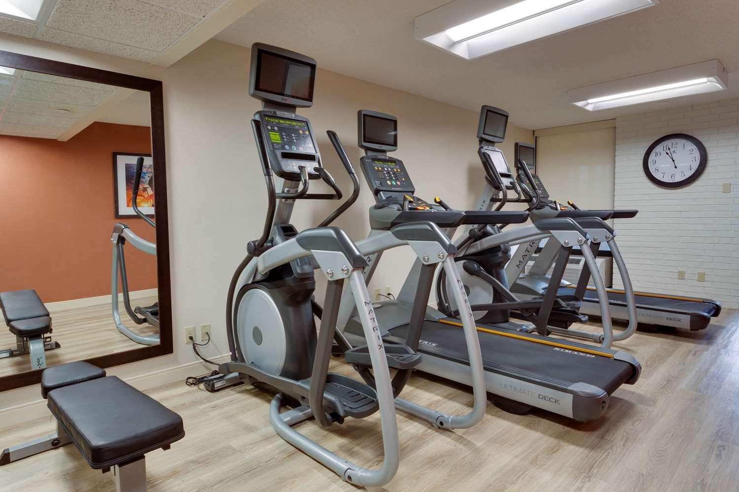 Fitness/ Exercise Room - Drury Inn Columbia