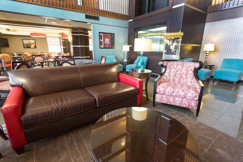 Lobby - Drury Inn & Suites Springfield