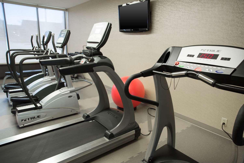 Fitness/ Exercise Room - Drury Inn & Suites Springfield