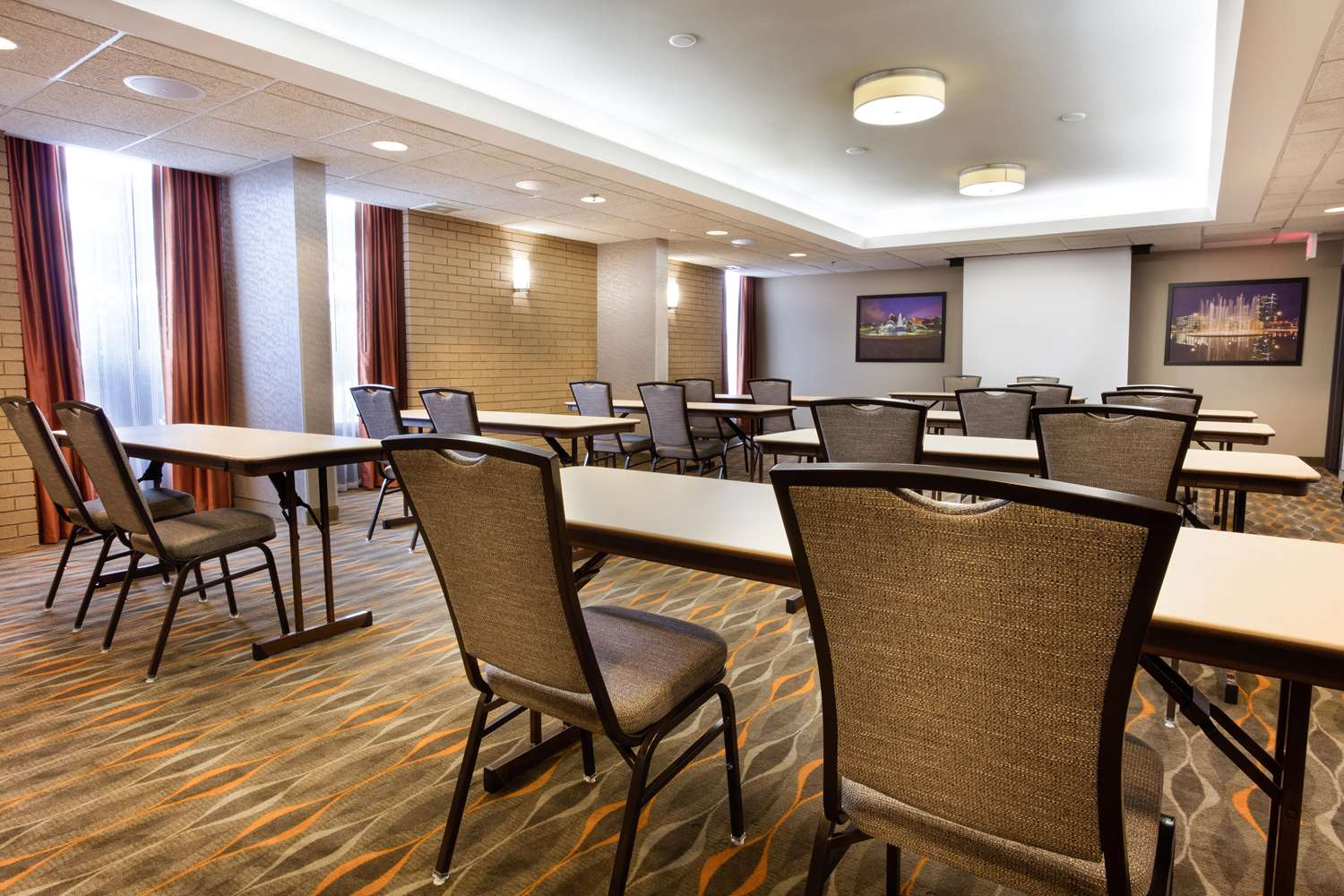 Meeting Facilities - Drury Inn & Suites Airport Kansas City