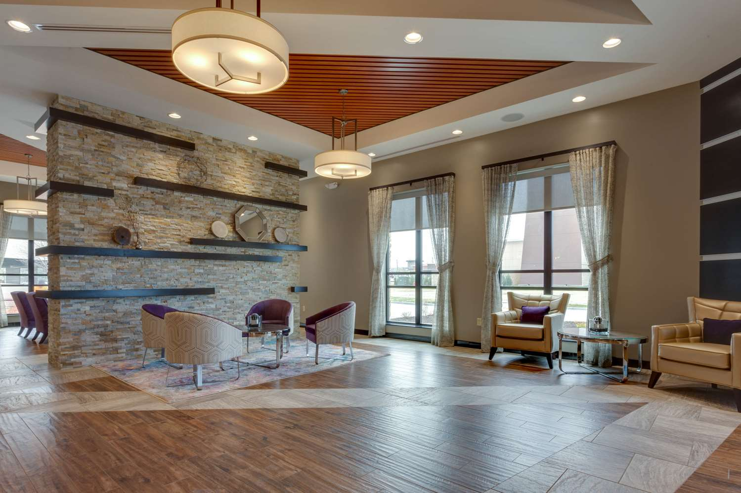 Lobby - Drury Inn & Suites Overland Park