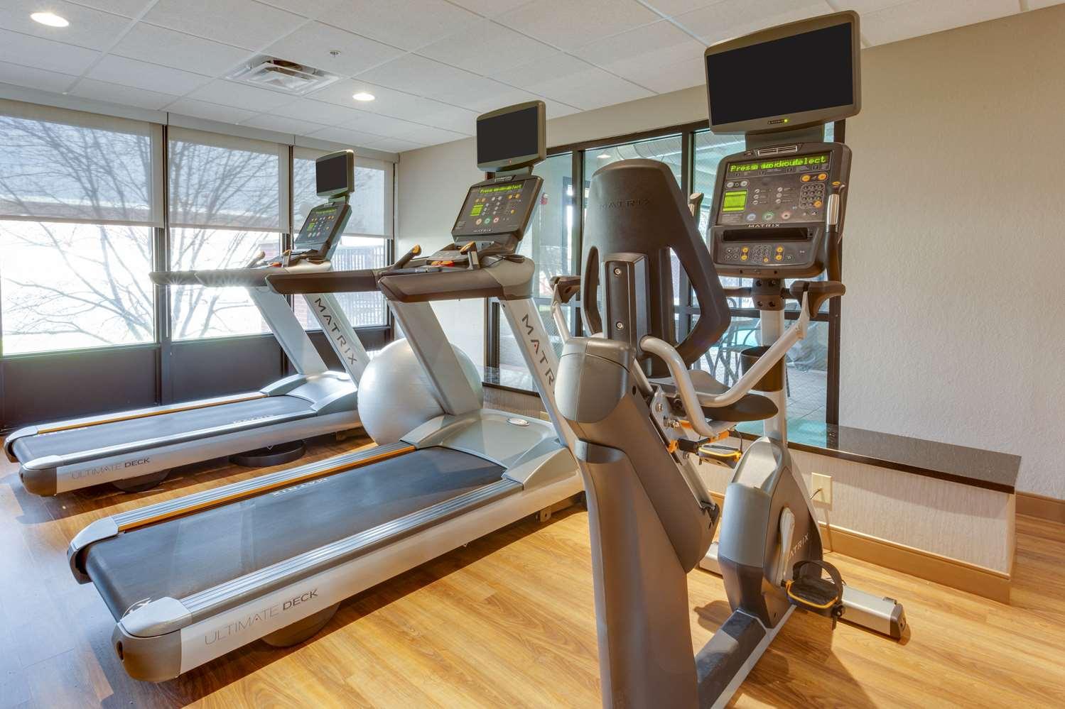 Fitness/ Exercise Room - Drury Inn & Suites Overland Park