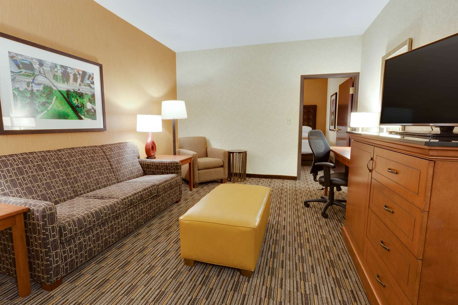 Room - Drury Plaza Hotel at the Arch St Louis