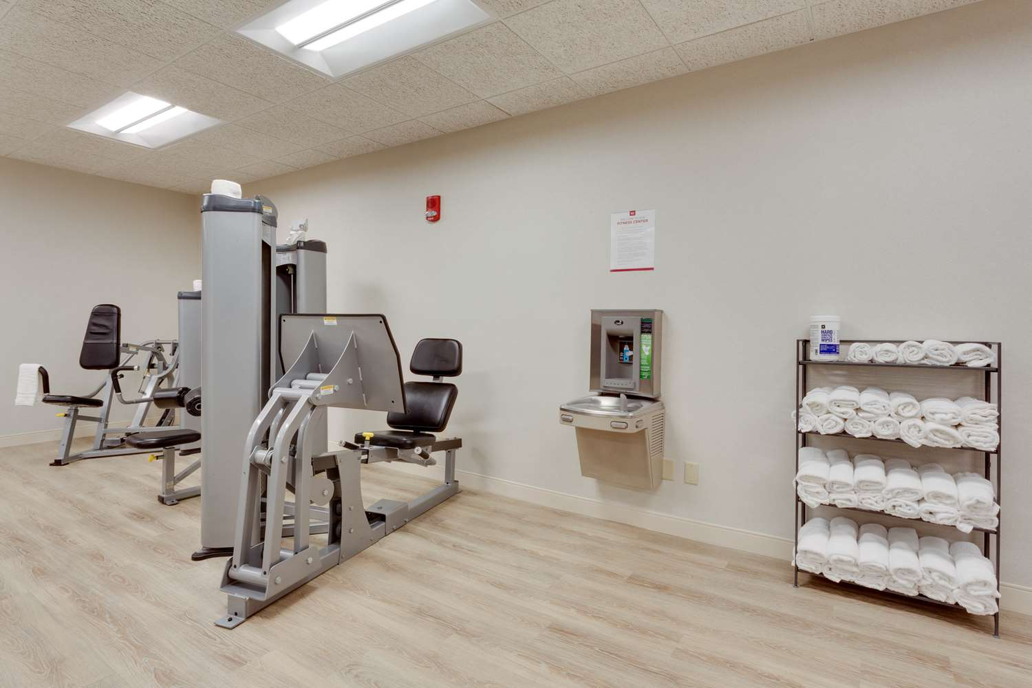 Fitness/ Exercise Room - Drury Plaza Hotel at the Arch St Louis