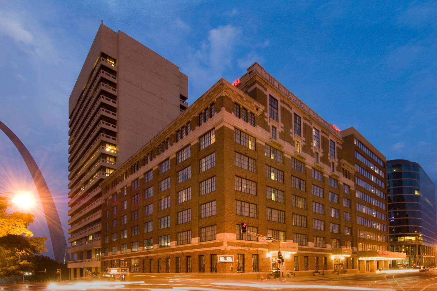 Exterior view - Drury Plaza Hotel at the Arch St Louis