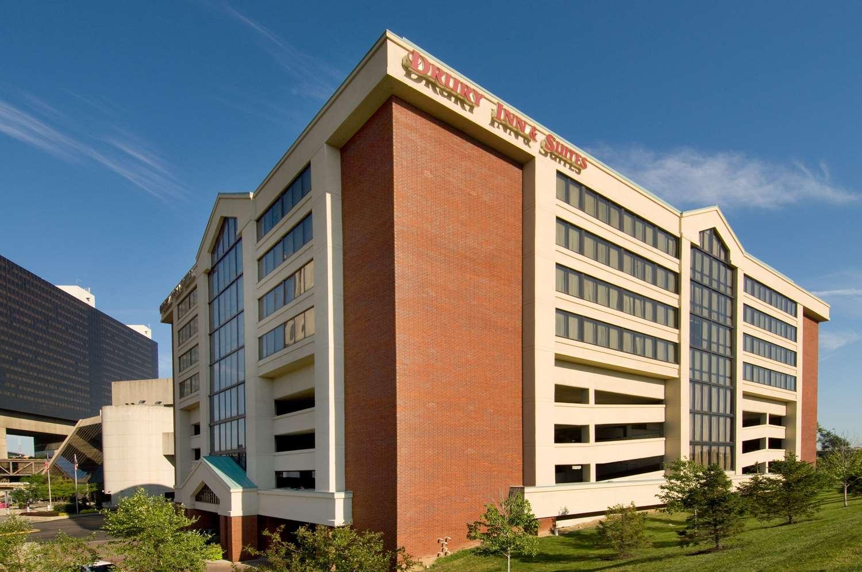 Exterior view - Drury Inn & Suites Convention Center Columbus