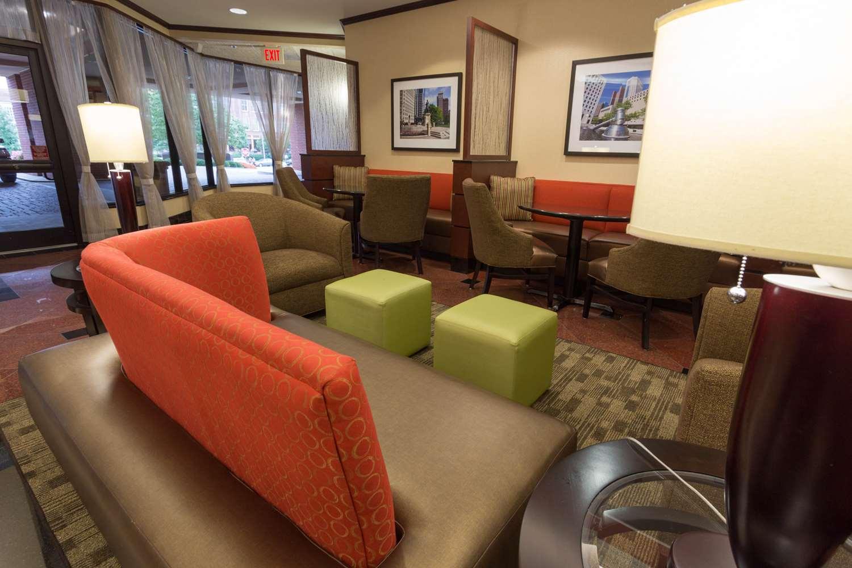 Lobby - Drury Inn & Suites Convention Center Columbus