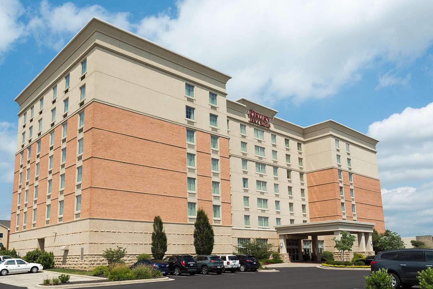 Exterior view - Drury Inn & Suites North Dayton