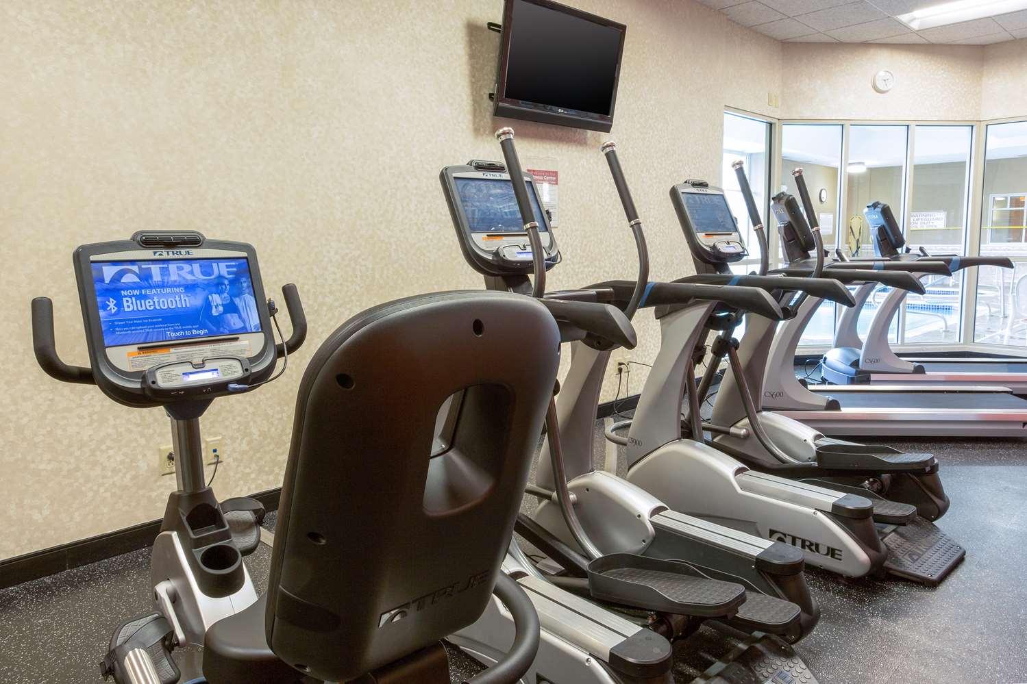 Fitness/ Exercise Room - Drury Inn & Suites North Dayton