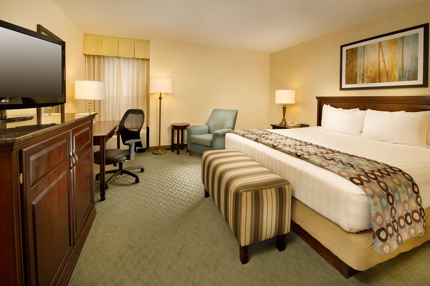 Room - Drury Inn & Suites Ridgeland