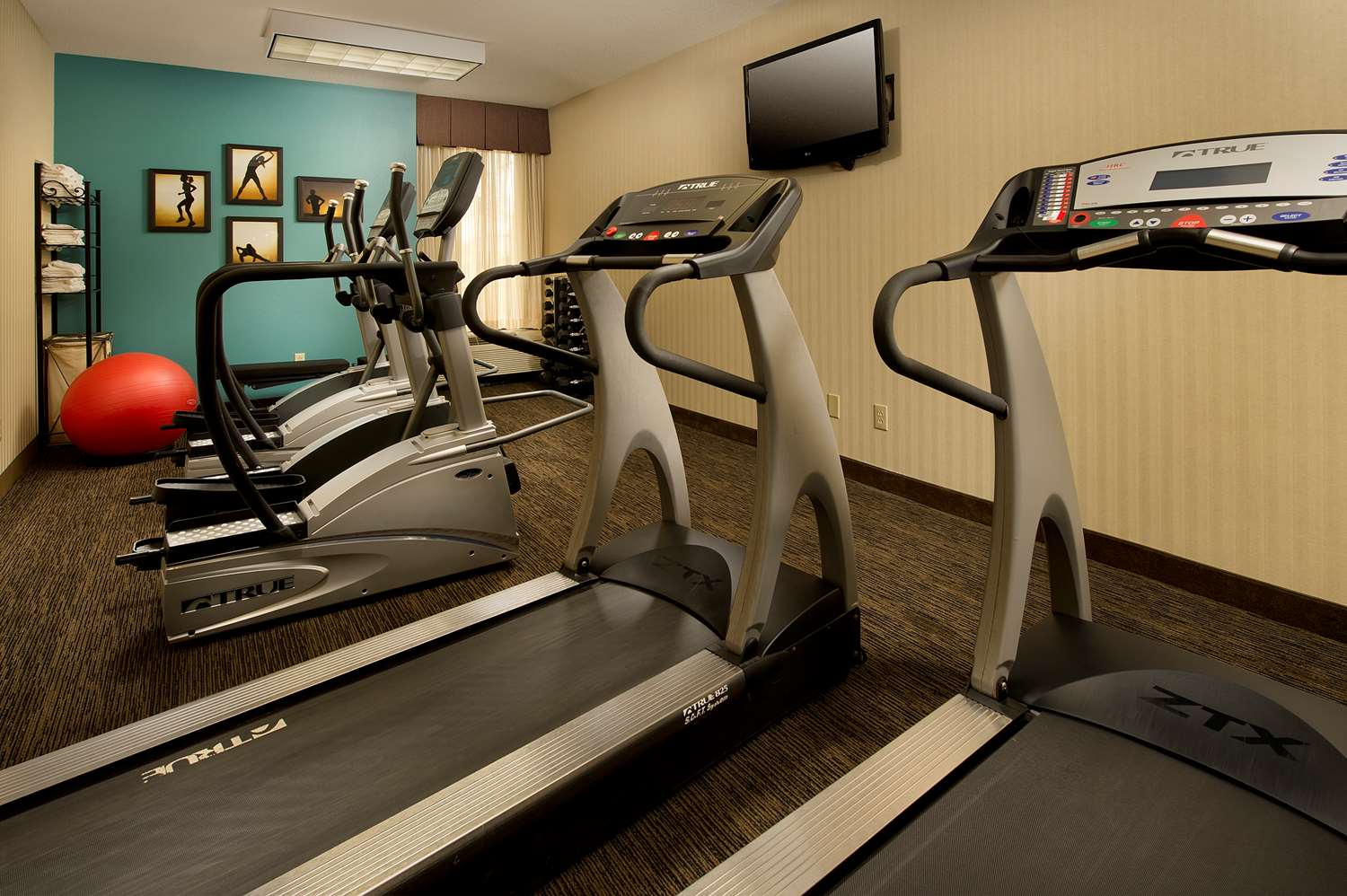 Fitness/ Exercise Room - Drury Inn & Suites Ridgeland