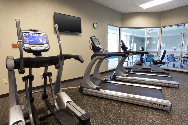 Fitness/ Exercise Room - Drury Inn & Suites Sharonville