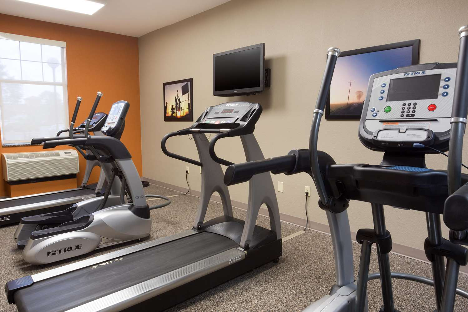 Fitness/ Exercise Room - Drury Inn & Suites Lafayette