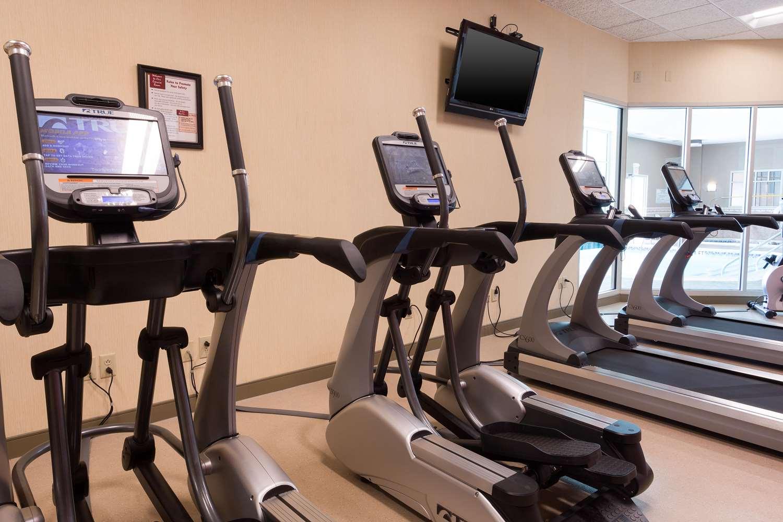 Fitness/ Exercise Room - Drury Inn & Suites Montgomery
