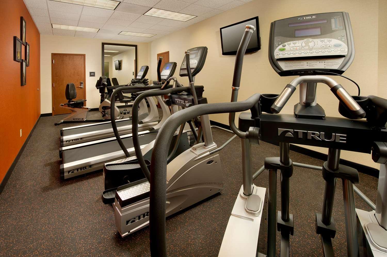 Fitness/ Exercise Room - Drury Inn & Suites Valdosta