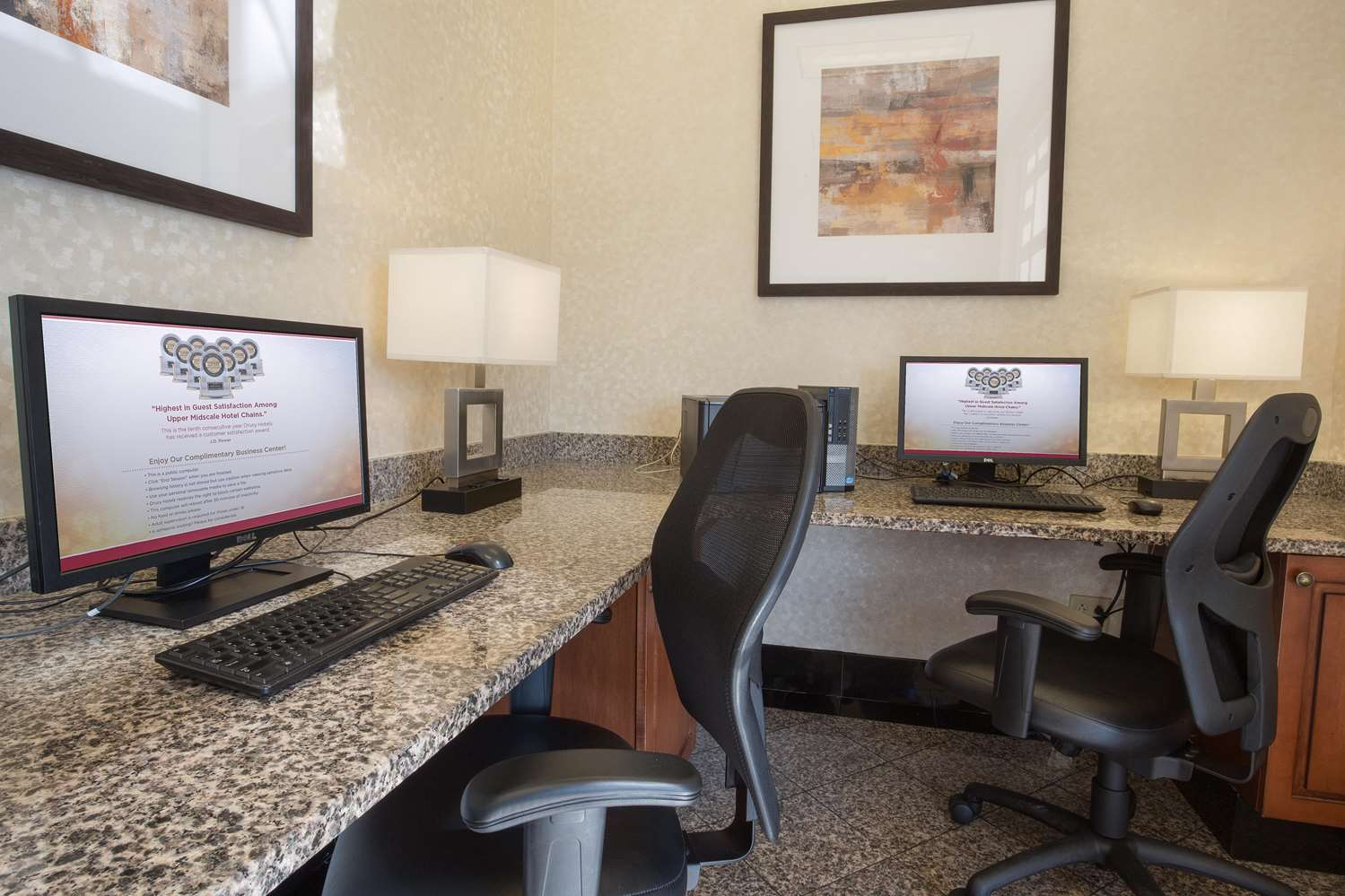 Conference Area - Drury Inn & Suites South Grove City