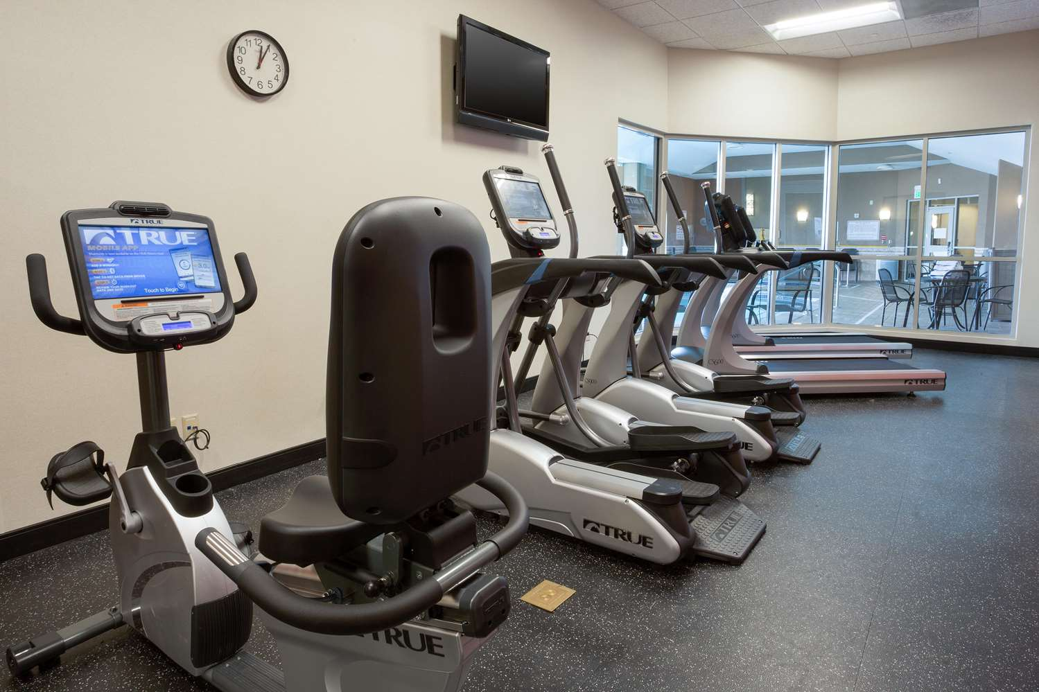 Fitness/ Exercise Room - Drury Inn & Suites South Grove City