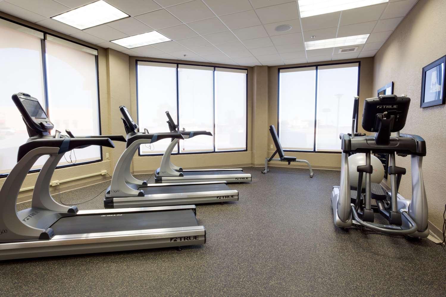 Fitness/ Exercise Room - Drury Inn & Suites Amarillo