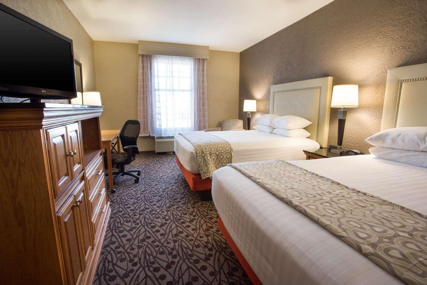 Room - Drury Inn & Suites Amarillo