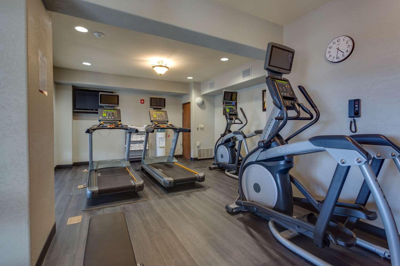 Fitness/ Exercise Room - Drury Inn & Suites Las Cruces
