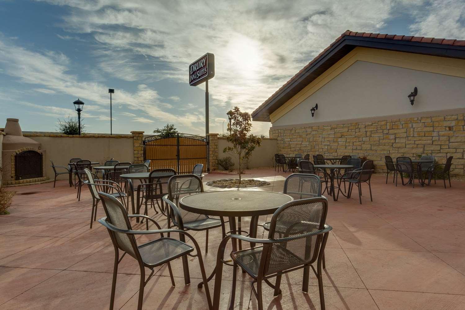 Amenities - Drury Inn & Suites Las Cruces